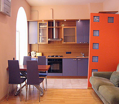 И интерьер правила для кухни 6 кв м