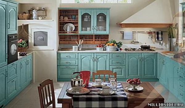 Дизайн кухни фото в деревянном доме