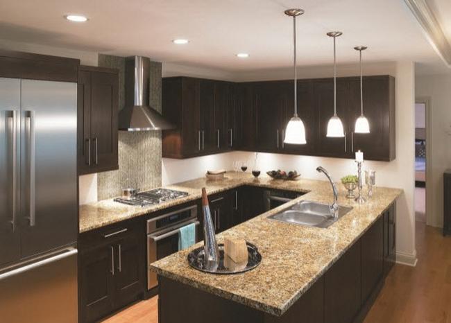Светильники на кухню длинные