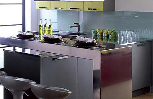 Мега-идеи для очень маленькой кухни