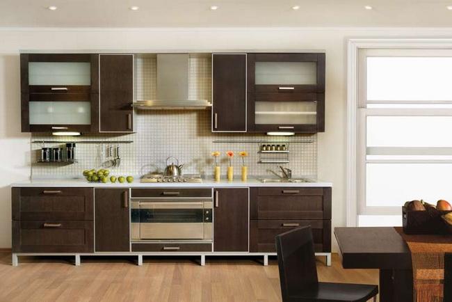 Кухни венге фото интерьера