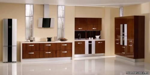 Кухня Delta zebrano