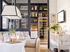 Уютная кухня и столовая в деталях