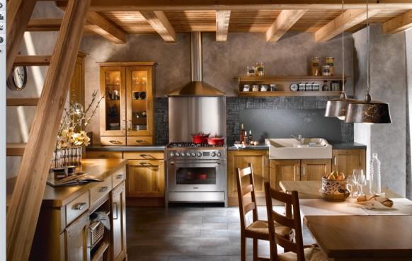 Французские кухни Perene