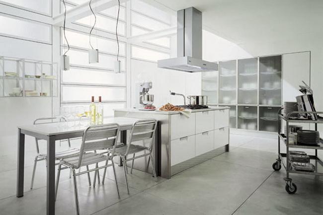 Итальянские современные кухни